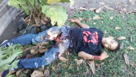 imagenes fuertes de pandilleros muertos fotos filtran im 225 genes de pandilleros muertos durante