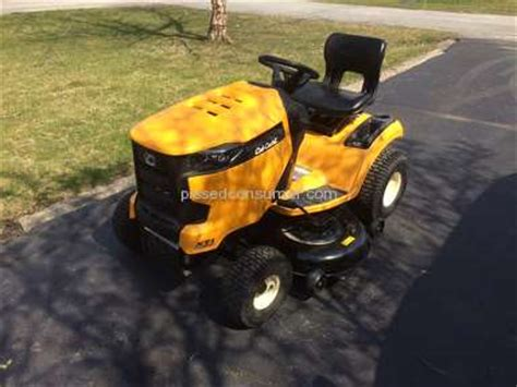 Cub Cadet   Hood Damper continually fails one year after each replacement Dec 18, 2015 @ Pissed