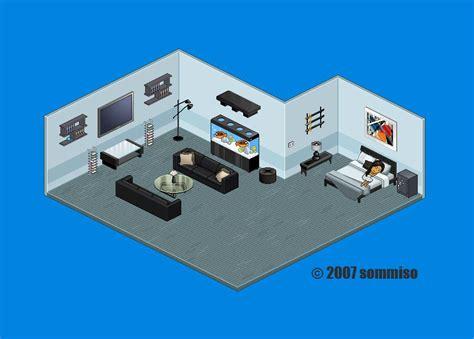 Buy Bedroom Set by Black Room 2007 Pixel Art By Sommiso On Deviantart