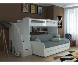 Bunk Bed With Sofa Tb 6773 Bunk Bed