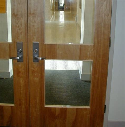 Nice Fire Door Glass With Wire Photos Electrical Circuit Wired Glass In Doors