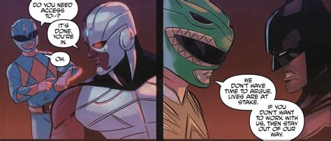 justice league power rangers jla justice league of america justice league power rangers 3 review black problems
