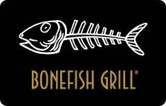 Bonefish Grill E Gift Card - bonefish grill gift card giftcardmall com