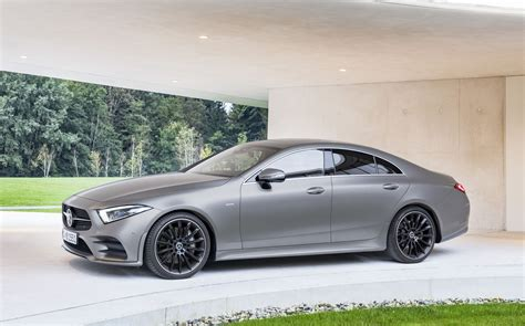 Mercedes 2019 Cls by 2019 Mercedes Cls Class Review Ratings Specs