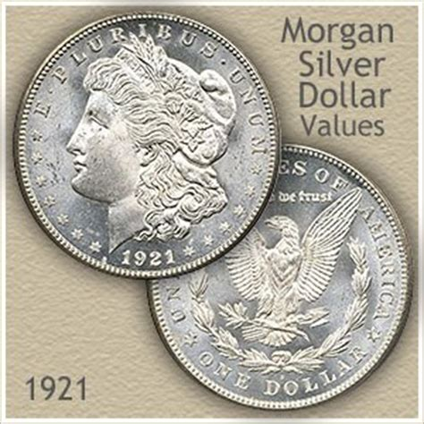 1920 silver dollar 1921 silver dollar value discover their worth