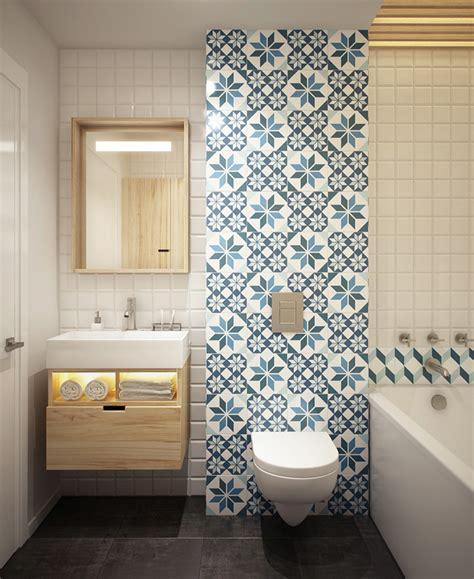 Funky Bathroom Wallpaper Ideas Dicas Para Um Banheiro Bem Decorado Casa De Valentina