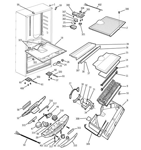schematic kenmore bottom freezer with get free image