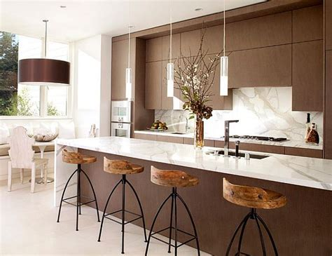 White And Brown Kitchen by Speed Clean Your Home In 30 Minutes