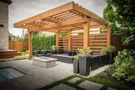 Moderne Pergola by Best 25 Modern Pergola Ideas On Pergolas