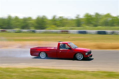 nissan hardbody drift 2wd truck as rallycross rig page 2 grassroots