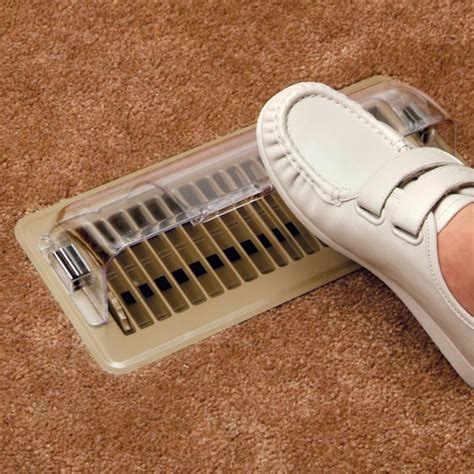 couch over heating vent floor vent deflector heat vent deflector home walter