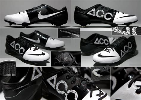 Nike Gs Acc Putih Hitam nike gs ii acc boots 2013 mr sport