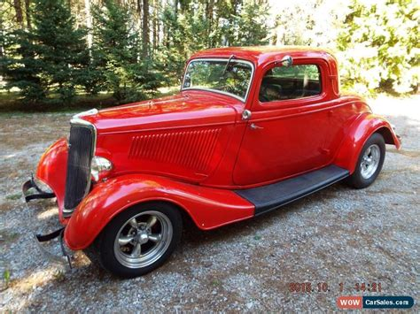 1934 ford 3 window for sale 1934 ford 3 window steel coupe for sale in canada