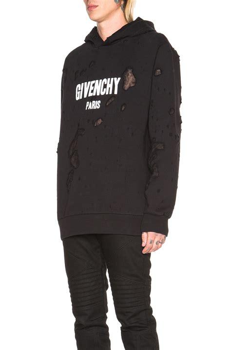 Swater Hoodie Jumper Sonor Black 1 lyst givenchy hoodie in black