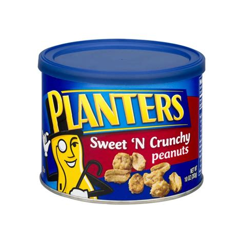 Planters Sweet And Crunchy Peanuts by Planters Peanuts Sweet N Crunchy Basket Belize