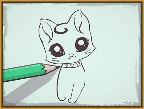 imagenes de gatitos faciles para dibujar gatos dibujos a lapiz faciles