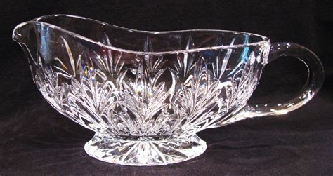 boat supplies waterford marquis by waterford crystal canterbury gravy sauce boat