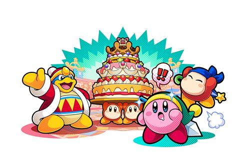 Nintendo 3ds Kirby Battle Royale an 225 lisis kirby battle royale nintenderos