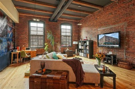 brick loft big loft in pioneer square urbnlivn