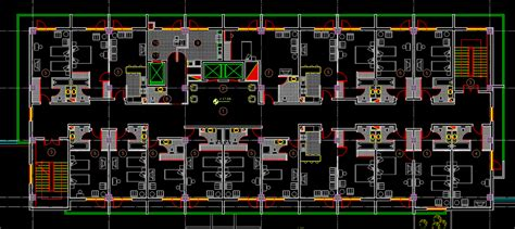 hotel floor plan dwg hotel floor plan dwg lookout tower cabin designs related