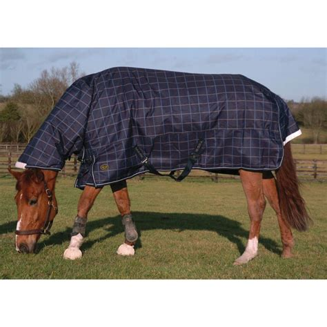 todd turnout rug todd heavy weight combo turnout rug navy naylors