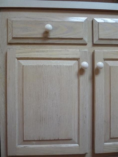 refinishing pickled oak cabinets cabinet oak photo refinish