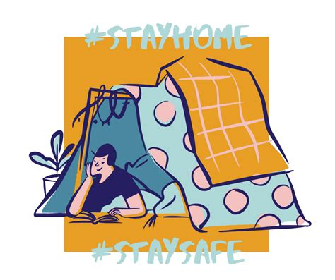 stay home stay safe stayhome staysafe covid  behance