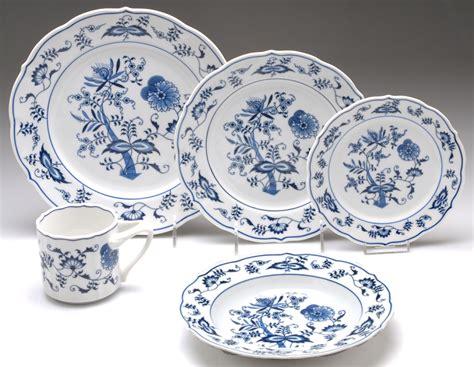blue pattern dinnerware blue danube dinnerware shopping blog