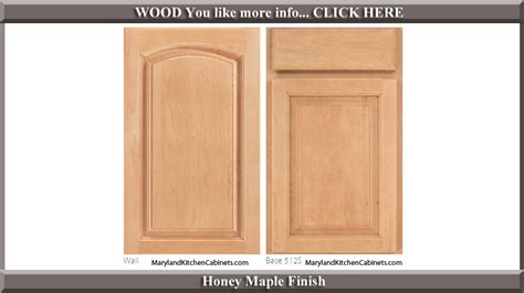 Discount Kitchen Cabinets Maryland by 513 Maple Cabinet Door Styles And Finishes Maryland