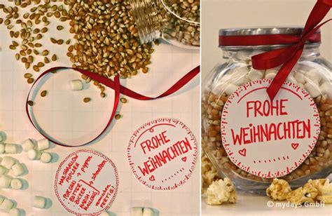 weihnachtsgeschenkideen zum selber machen kleine weihnachtsgeschenke selber machen mydays magazin