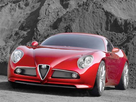 alfa romeo 2003 alfa romeo 8c competizione concept supercars net