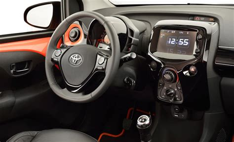 Toyota Aygo Inside Car And Driver