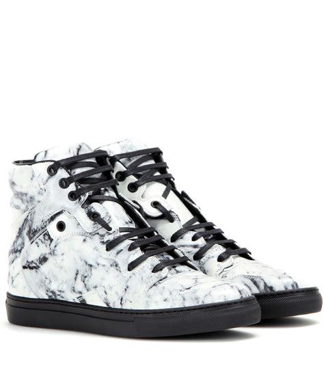 sneakers high tops balenciaga sneakers high top wervjournaal nl