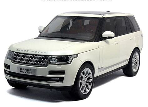 diecast land rover models 1 18 scale diecast land rover range rover model
