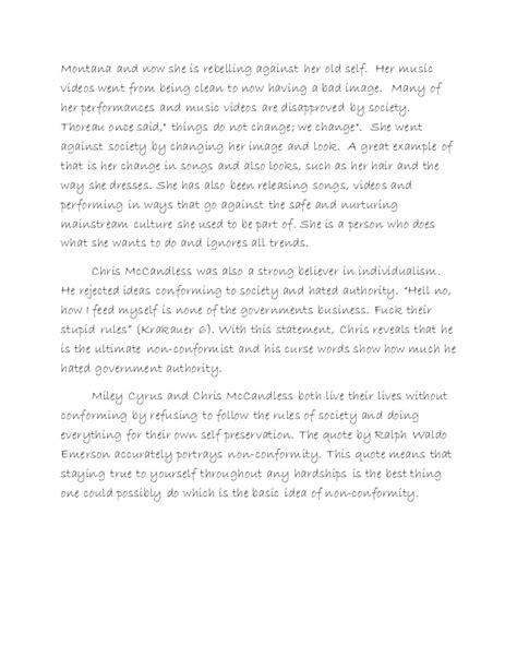 Conformity Essay Questions by Essay On Non Conformity Medlpracticeinsr Web Fc2