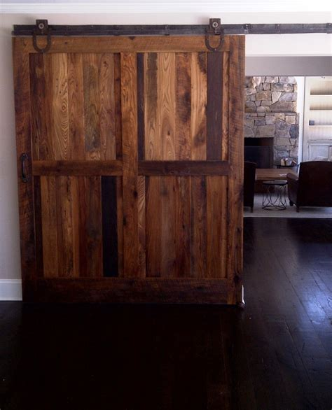Breathtaking Sliding Barn Door Decorating Ideas Barn Door Decorating Ideas