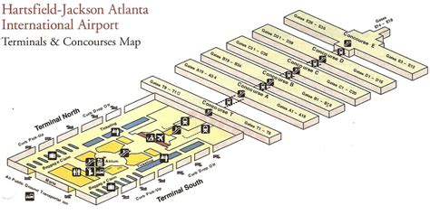layout of atlanta airport welcome to atlanta hartsfield jackson international airport