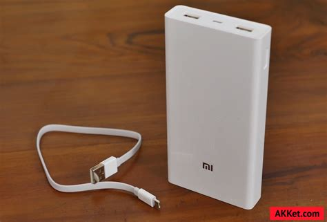 Power Bank Xiaomi 20000 Mah xiaomi mi power bank 20000