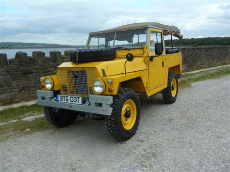 land rover raf btg 133t 1978 series 3 lightweight x raf land rover