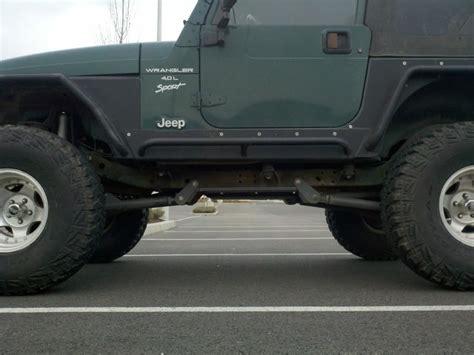 Jeep Tj Parts Armor Protection Jeep Wrangler Parts