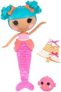 lalaloopsy sew magical mermaid doll sand starfish free shipping