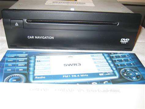 Gebraucht Motorrad Rechner by Mercedes Comand Dvd Navi Rechner F 252 R W211 W219 R171