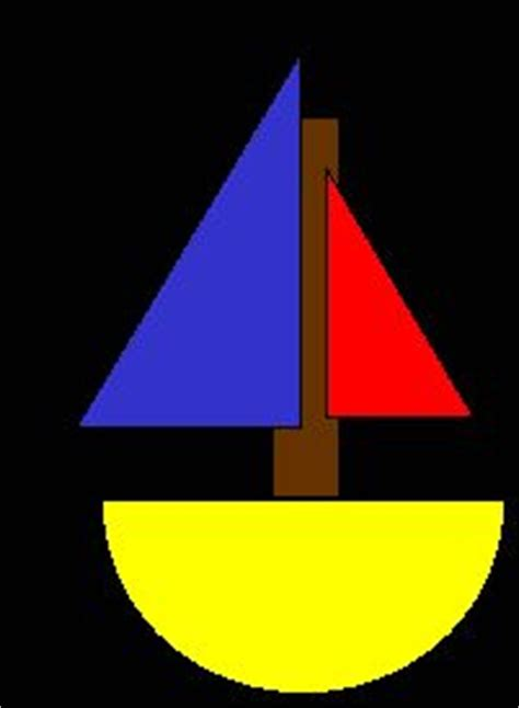 boat shapes craft 55 best images about boats on pinterest for kids