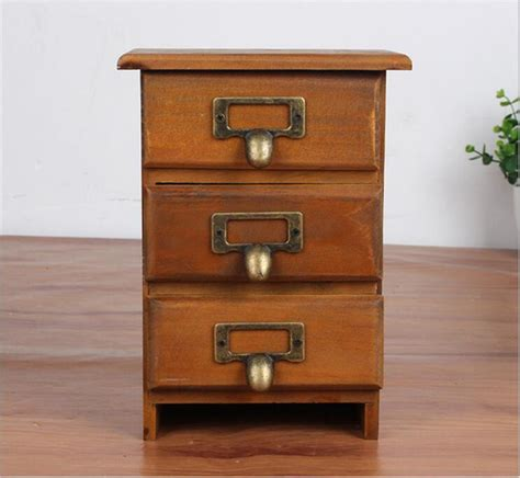 small 3 drawer storage chest compare prices on wooden small drawers online shopping