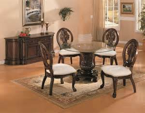 Round Formal Dining Room Sets by Dallas Designer Furniture Tabitha Formal Dining Room Set