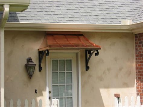 door awning ideas bloombety best copper awnings copper awnings design ideas