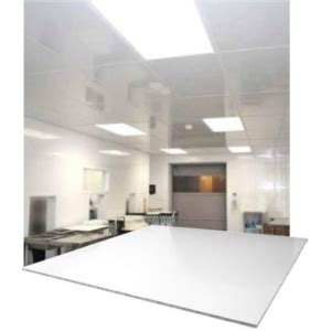 corrosion proof pvc suspended ceiling grid system with