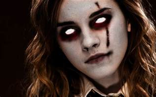 Cool Toasters To Buy Zombie Emma Watson Hermione Granger Wallpaper By Mick81 On