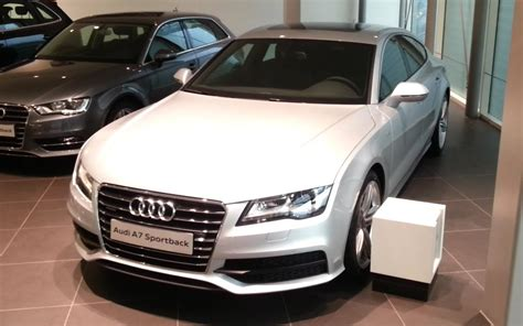 Audi A7 S Line Interior by Audi A7 S Line 2014 In Depth Review Interior Exterior