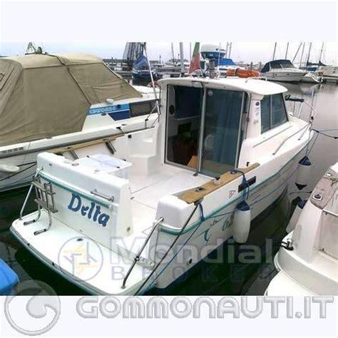 pilotina cabinata usata idea nuova barca cabinata